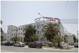 clinique el amen-la marsa tunisie